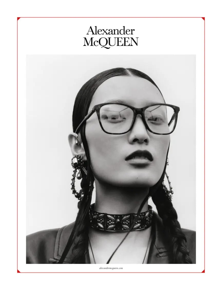 alexander mcqueen eye cat19