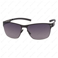 IC BERLIN IB-Micha W Black Black to Grey Polarized